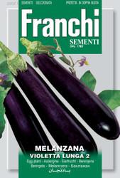 EGGPLANT (Melanzana) violetta lunga