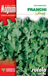 ROCKET (Rucola) coltivata MAGNUM 30g