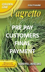 PRE PAY CUSTOMERS ONLU