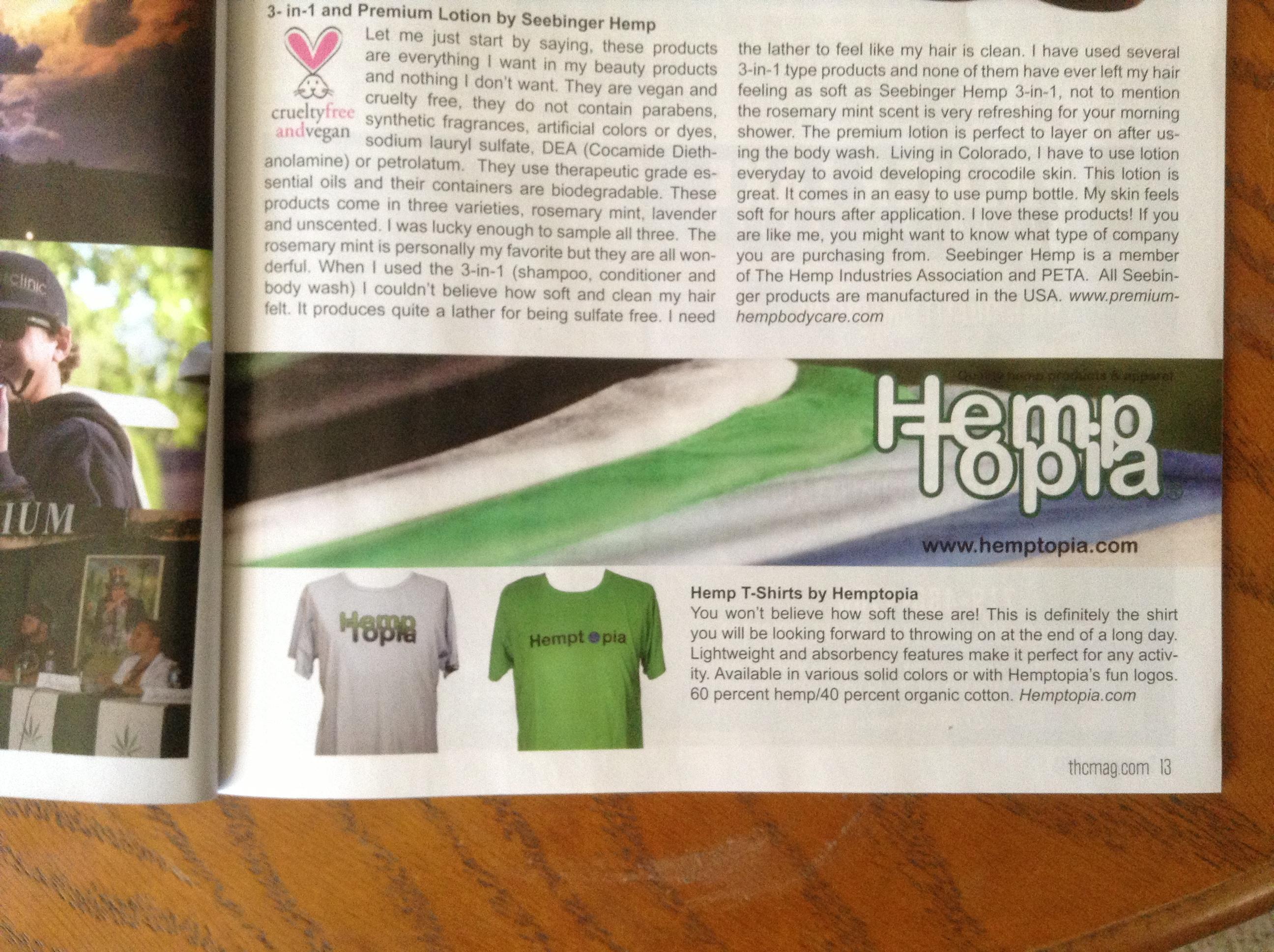 hemptopia magazine