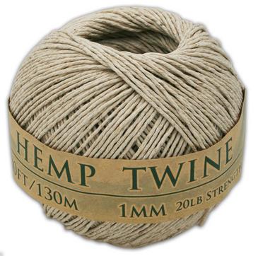 1mm hemp twine