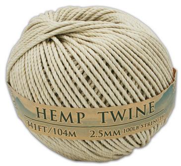 2.5mm hemp twine