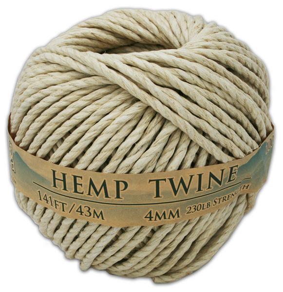 4mm hemp twine