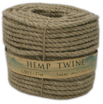 5mm hemp twine