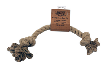 Hemp Dog Rope