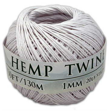 hemp twine ball 1mm