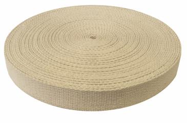 "1.5"" hemp webbing roll (25 yards)"