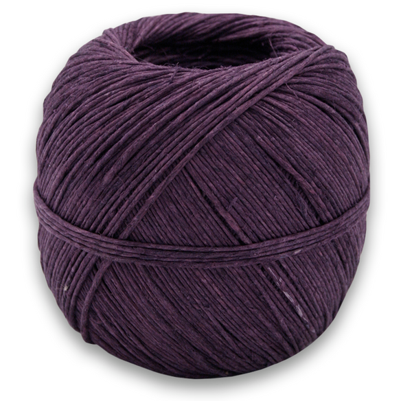 Dark Purple Hemp Twine