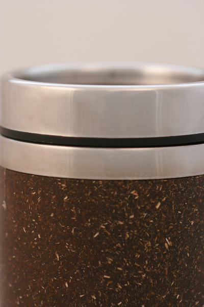 Hemp Plastic Travel Coffee Cup