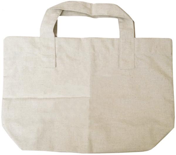 Market Hemp Tote Bag 55% hemp 45% organic cotton