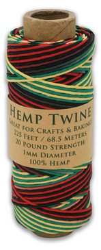 Rasta Hemp Twine Spool