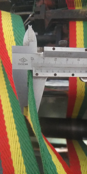 Rasta Webbing thickness