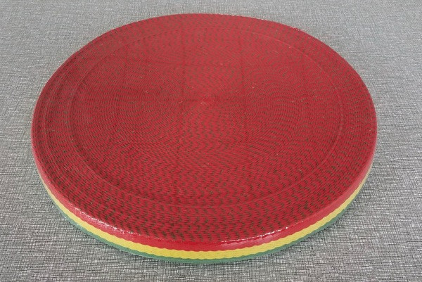 Full roll Rasta Hemp Webbing