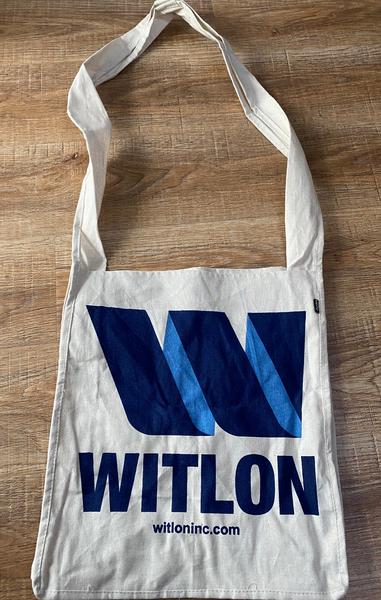 Custom hemp tote bag