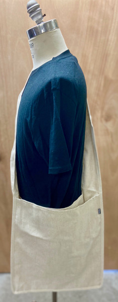 Stroller Hemp bag side angle