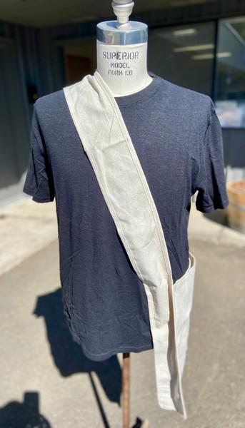 Stroller Hemp bag front angle