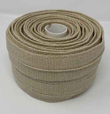 "1"" Hemp webbing Made in the USA"