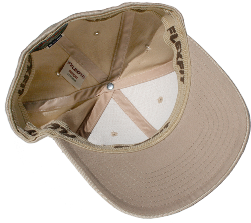 Inside hemp cap