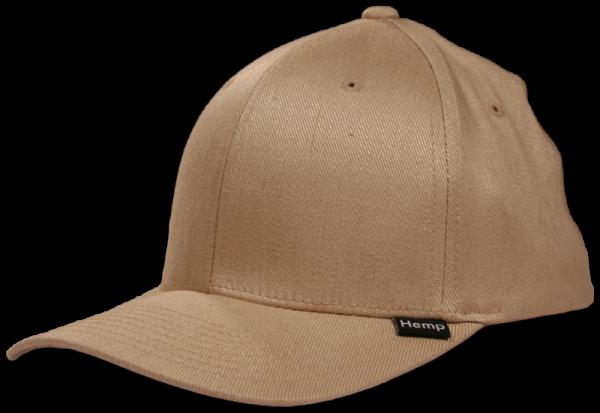 Biege Hemp Hat