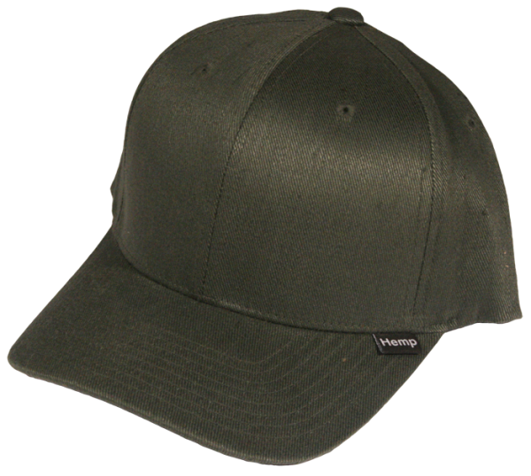 Green Hemp Hat