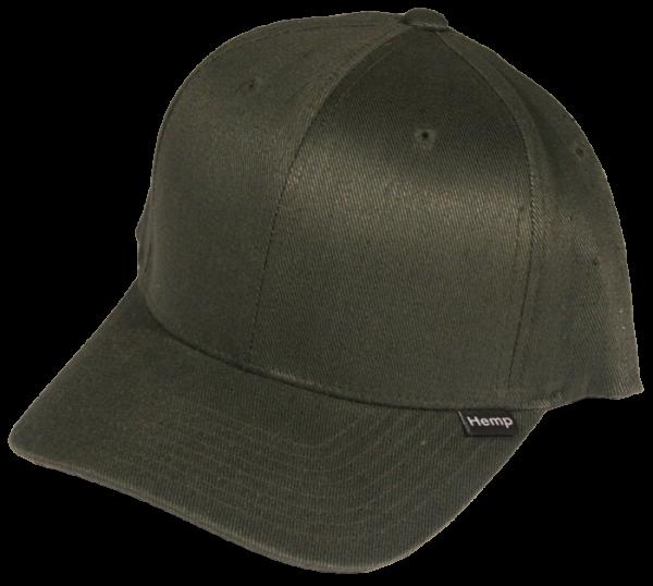 Green Hemp Hat