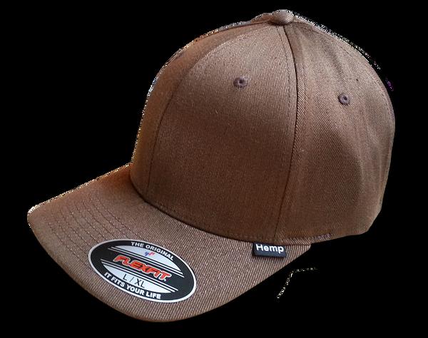 Brown Hemp Hat