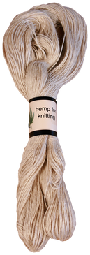 Hemp Knitting Yarn - 100% All Natural