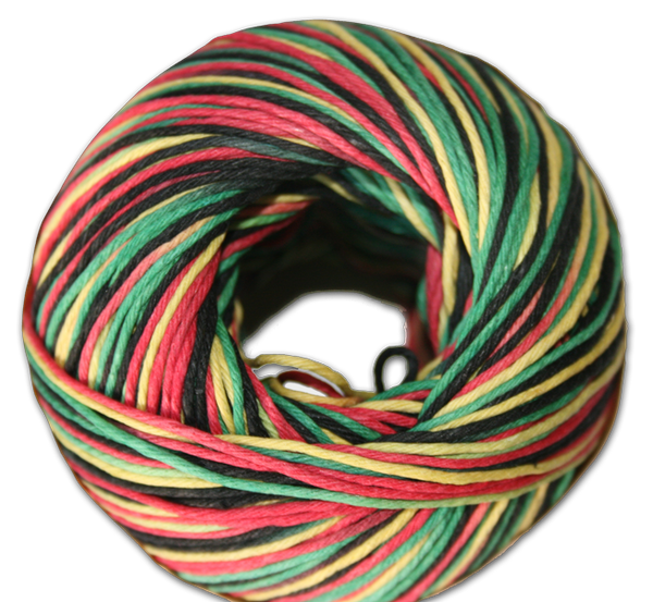 1mm Rasta Hemp Twine Ball