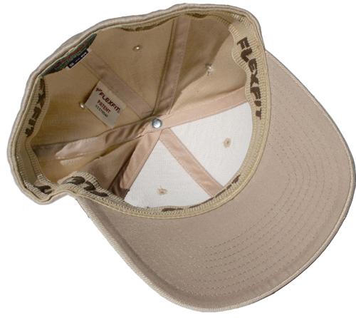 inside hat