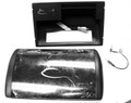 12169 ENCLOSURE,  STEREO,  2007,  COMPLETE ASSEMBLY