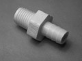 10584 FITTING PVC, Barb,  WATERW, 3/8inRB x 1/4in MPT