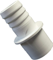 DSP10001 - FITTINGS PVC, Barbed Adapter, 1/2 IN S/3/4 IN SPG X 3/4 IN BARB