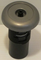 15257 AIR CONTROL ASSEMBLY, 1 IN, BODY,  NO BLOWER, TITANIUM THREAD ON COVER