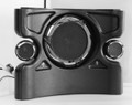 14069 STEREO SPEAKER, POWERED 3-WAY,  COMPLETE ENCL,  2010 SS COVERS
