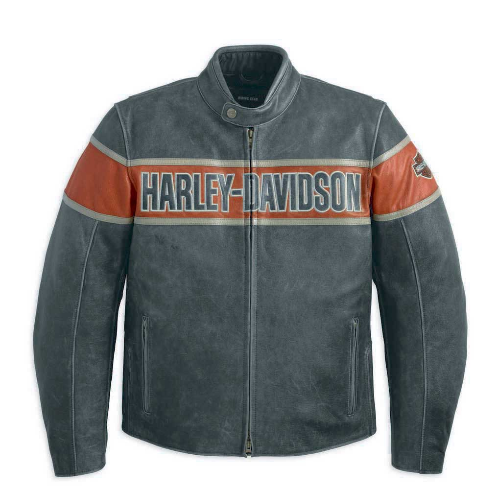Men's Victory Lane Leather Jacket