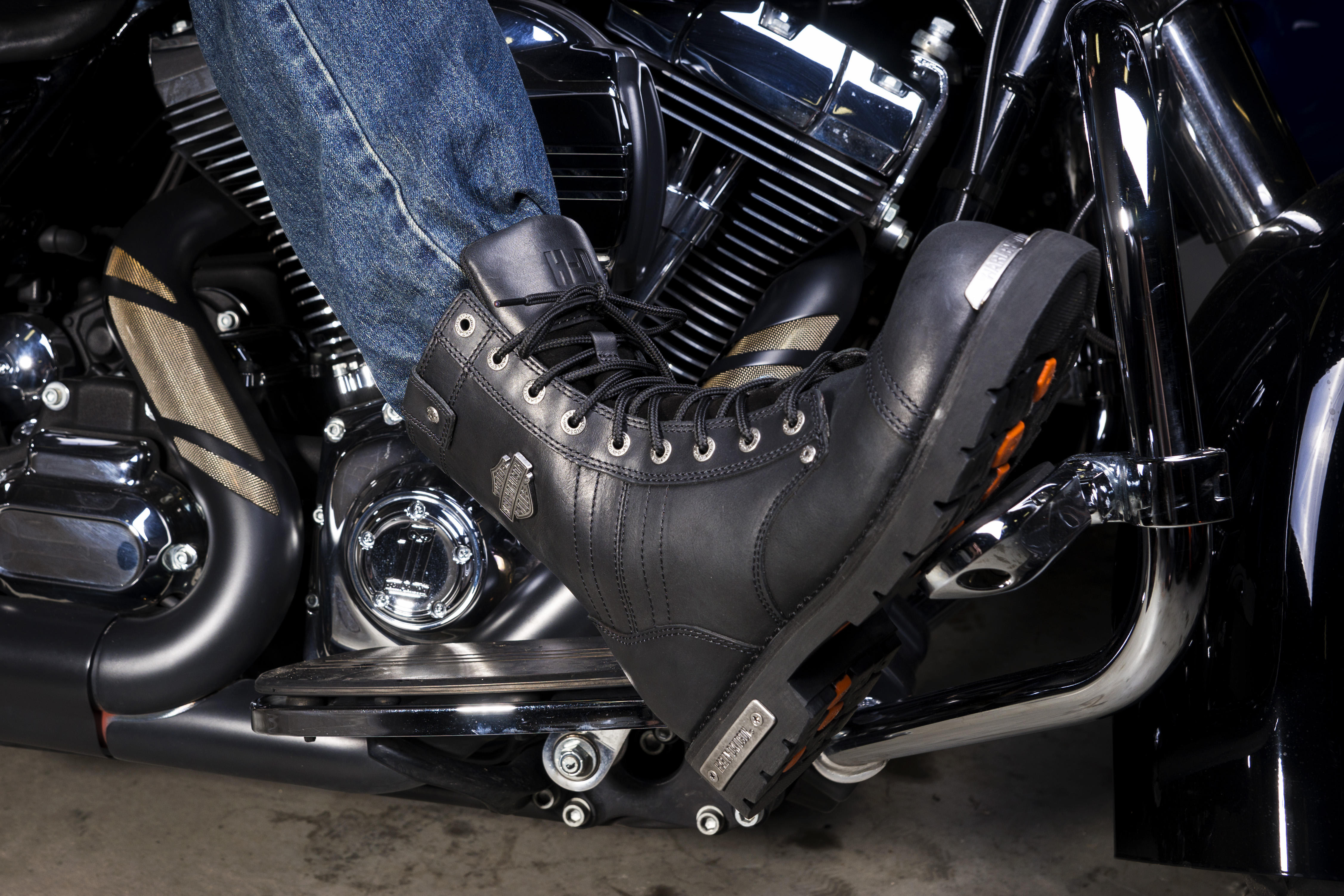 6a82f79246b What should I look for in a Motorcycle Boot? - Wisconsin Harley-Davidson