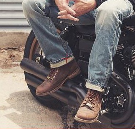 cc3f104223fe Mens Riding Boots from Wisconsin Harley-Davidson Get a group of Harley  riders together and if the ...