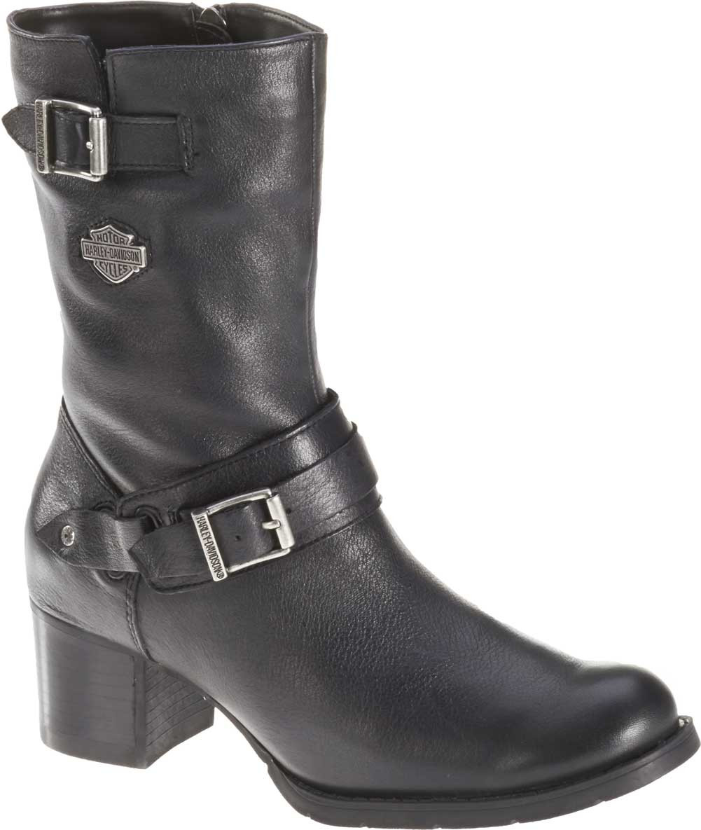 d244e1a9c6c7 Harley-Davidson Women s Serita Casual Zip Black. Inside Zipper D85041 -  Largest Selection of. See 3 more pictures