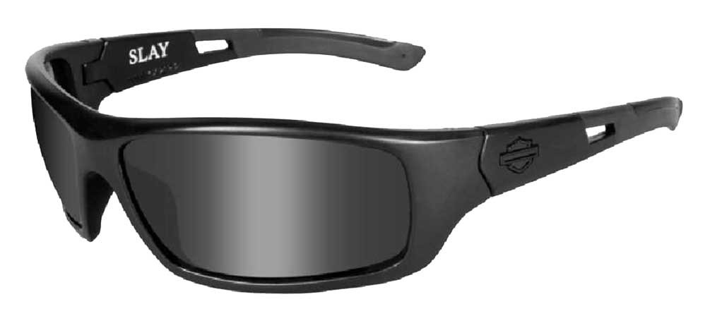 11329f8cab Harley-Davidson Slay grey Lens w  Matte Black Frame HDSLA01 - Wisconsin  Harley-