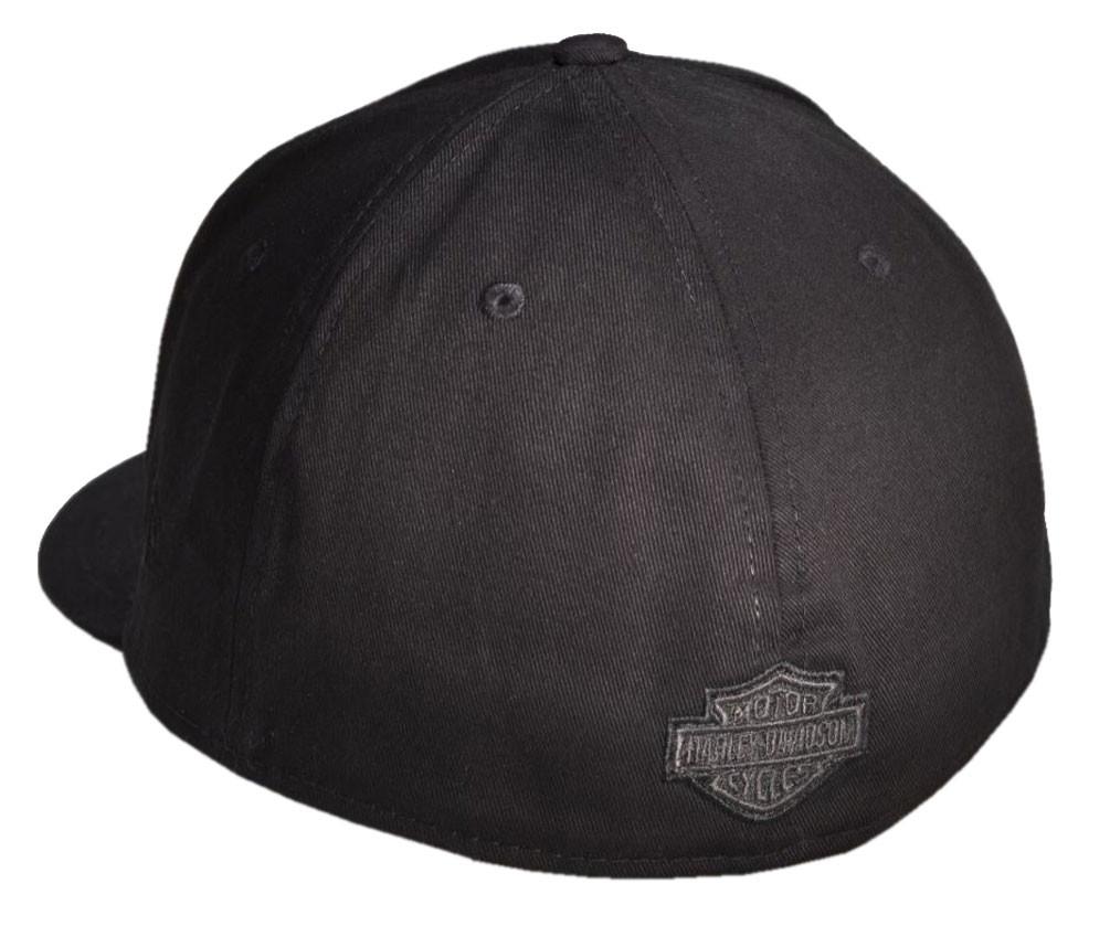 5c11bd4b82061 Harley-Davidson® Men s Willie G. Skull 59FIFTY Baseball Cap 99400 ...
