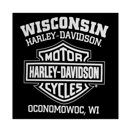 c305f0205be33 Harley-Davidson® Men s T-Shirt, Shovelhead Engine Short Sleeve, Black  30294026 - Wisconsin Harley-Davidson