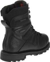 Harley-Davidson Men's FXRG-3 Waterproof Black Leather Boots D98304 - Wisconsin Harley-Davidson