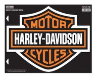 Harley-Davidson Bar & Shield X-Large Decal, X-Large Size Sticker D3028 - Wisconsin Harley-Davidson