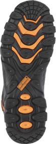 Harley-Davidson Men's WP / Safety Toe Woodridge Black Leather Shoes. D93329 - Wisconsin Harley-Davidson