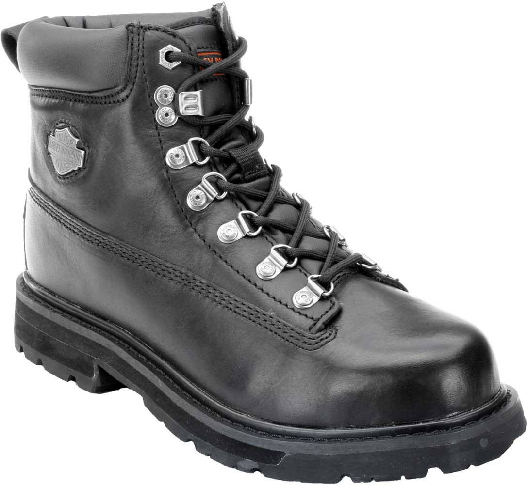6bb5abb447f9 Harley-Davidson Men s Drive Motorcycle Steel Toe Black Boots D91144 -  Largest Selection of Harley. See 2 more pictures