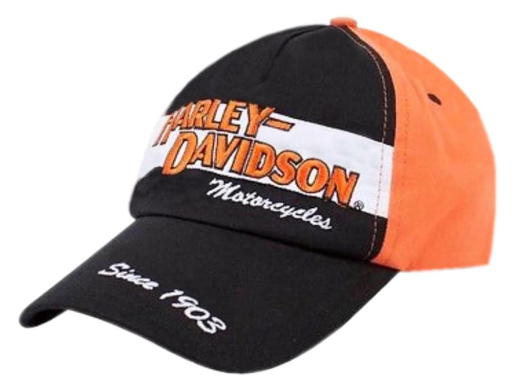 947c3992a11bb6 Harley-Davidson Little Boys' Baseball Cap, Toddler Prestige Twill Hat  0270282 - Wisconsin