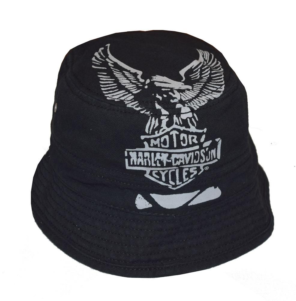 61a5978b606 ... Harley-Davidson Men s Bucket Hat