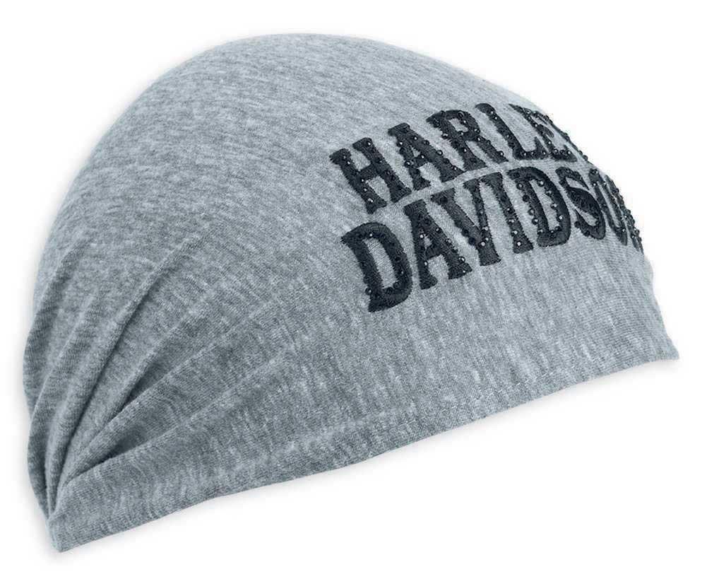 510b12e9513 Harley-Davidson® Women s Rhinestone Headwrap Bandana