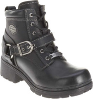 a525116eb9c Harley-Davidson Women's Riding Boots and Everyday Boots - Wisconsin ...