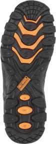 Harley-Davidson Men's WP / Safety Toe Eastfield Black Leather Shoes. D93327 - Wisconsin Harley-Davidson
